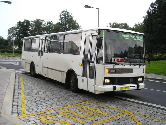 Karosa C 734 SO 97-79