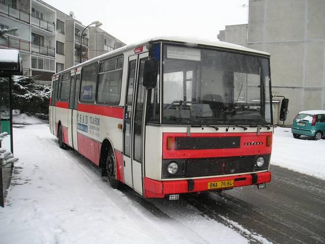 Karosa B 732 (BNA 76-84)