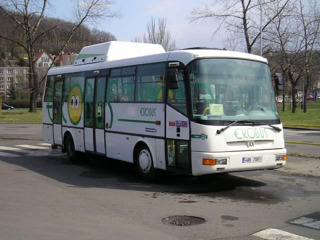 SOR B 9.5 CNG 4A6 7061