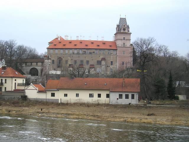 Zámek v Brandýse nad Labem