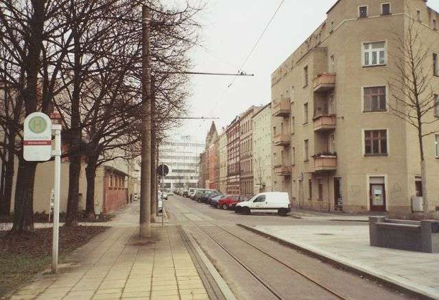 Lutherstrasse